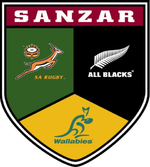 Logo South Africa New Zealand Australia Rugby
