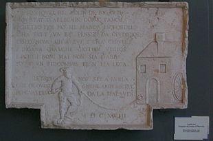 Arlecchino e il mulino di Bigarello - Museo della Città, Palazzo di San Sebastiano a Mantova