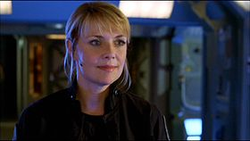 Samanta Carter in Stargate SG-1
