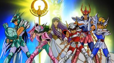 Personaggi de I Cavalieri dello zodiaco