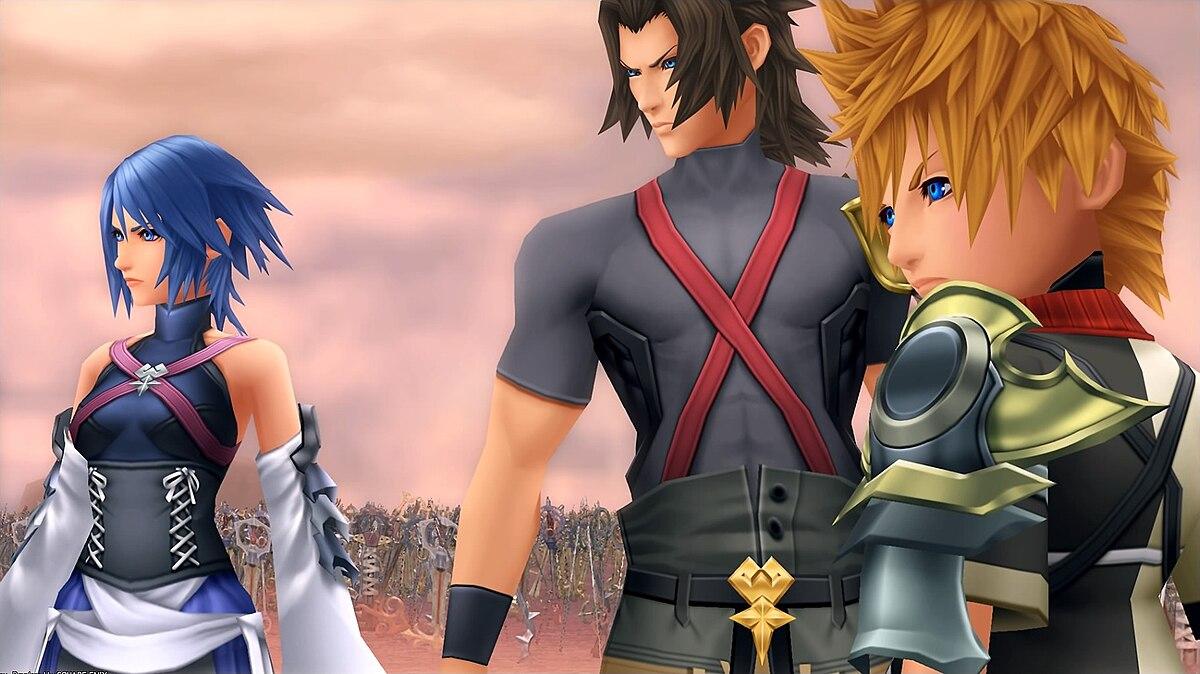 Kingdom Hearts – Birth by Sleep [PSP] [UNDUB] [ESP] [MG]