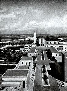 Sabaudia nel 1935