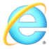 Logo di Internet Explorer Mobile