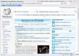 Screenshot di Avant Browser