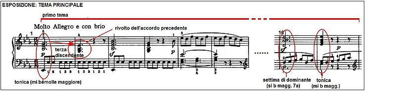 Beethoven Sonata piano no4 mov1 01.JPG