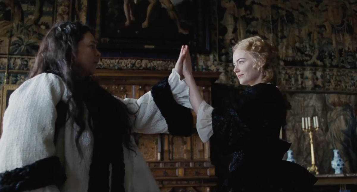 the favourite - photo #9