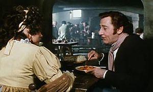 Sordi nel Marchese del Grillo di Monicelli (1981).
