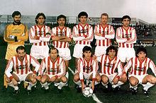 Formazione Barletta 1986-1987, anno della storica promozione in Serie B