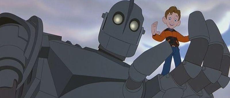 Senta scusi prof il gigante di ferro