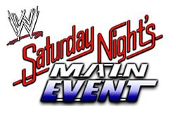 Logo del programma Saturday Night's Main Event