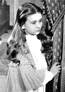 Paola Quattrini attrice bambina