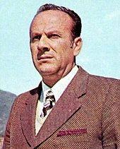 Giorgio Taddei, presidente nei primi anni settanta della Ternana per la prima volta in massima serie.