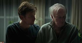 Ewan McGregor e Christopher Plummer in una scena del film