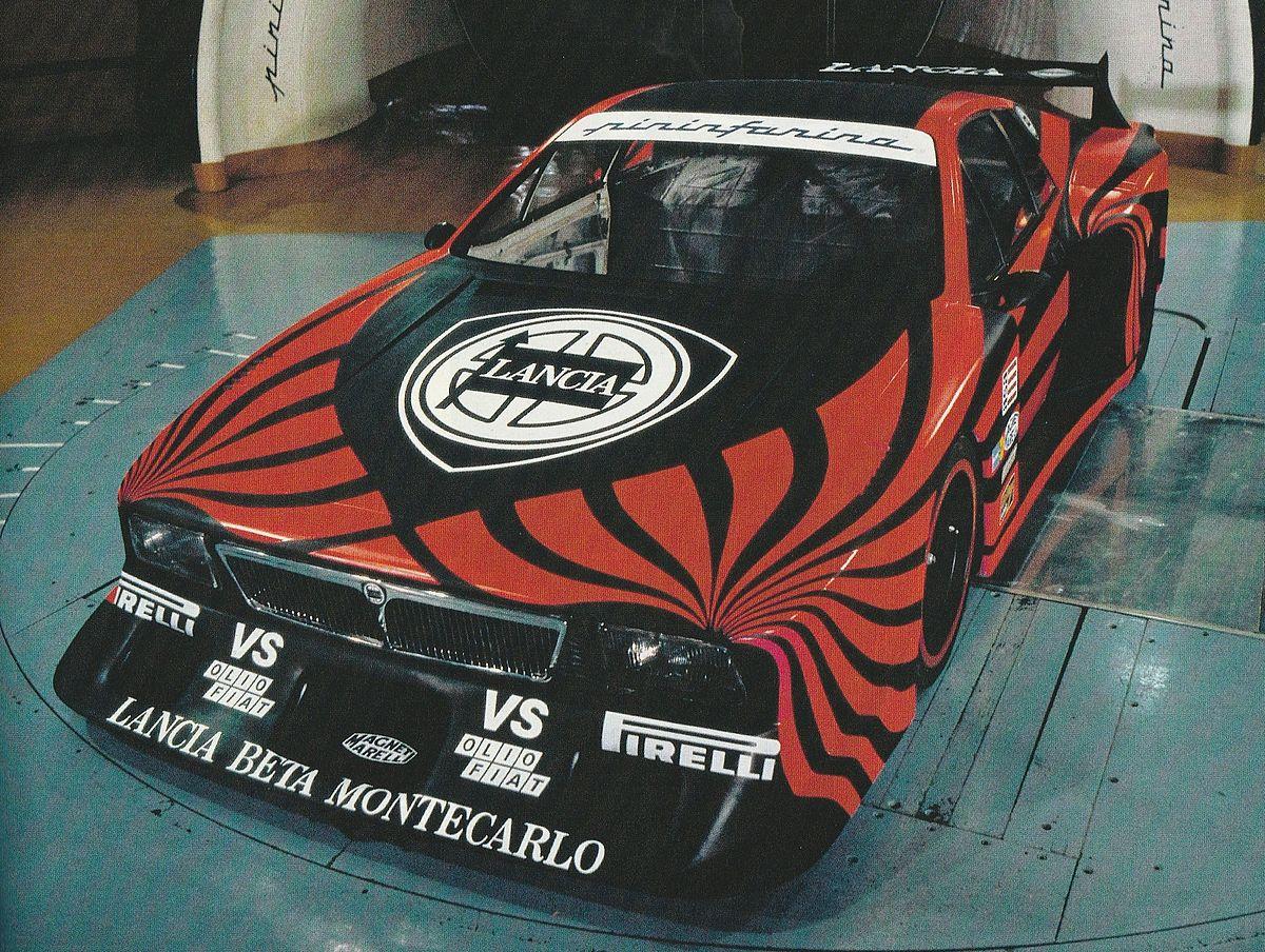 Lancia Beta Montecarlo Turbo - Wikipedia