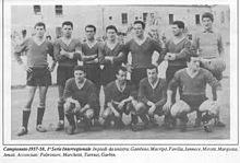 Formazione Barletta 1957-1958