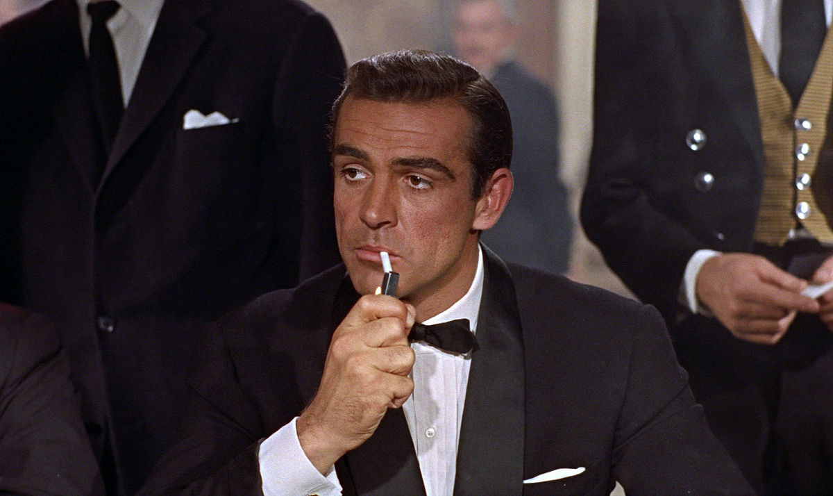 James Bond Latest