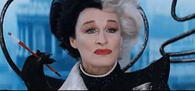 Glenn Close in una scena del film