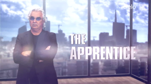 Logo del programma The Apprentice