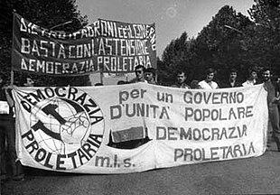 Democrazia Proletaria