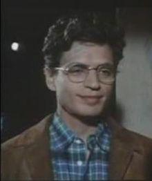 Fabrizio Bentivoglio in Marrakech Express (1989)