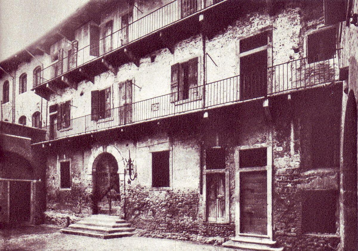 Casa di giulietta   wikipedia