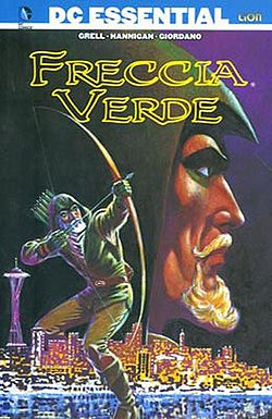 Freccia Verde, illustrato da Mike Grell