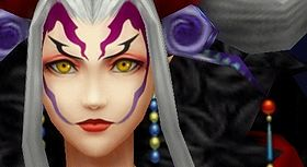 Artemisia in Dissidia Final Fantasy