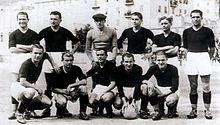 La formazione granata vincitrice della terza edizione della rinata Coppa Italia nel 1935-1936
