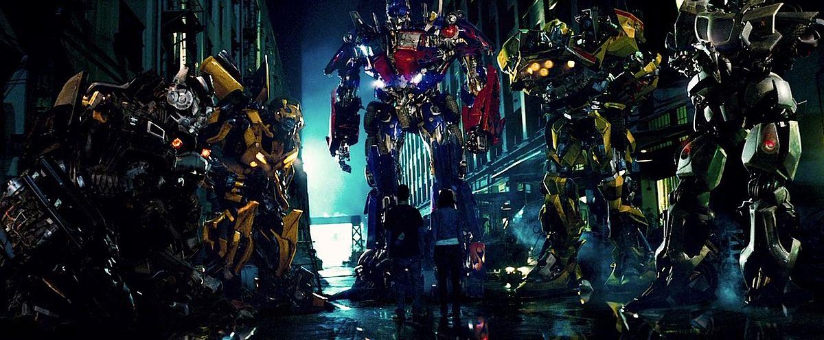 transformers film wikipedia