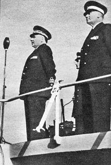 Carlo Bergamini l'ultimo discorso dell'8 settembre 1943