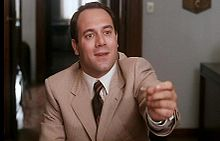 Verdone nel ruolo di Sergio Benvenuti in Borotalco (1982)