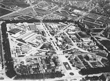 La fiera di Milano negli anni venti