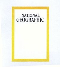 Logo di National Geographic Magazine