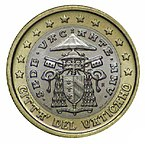 1 € Vaticano 2005.jpg