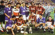La premiazione dell'edizione 1993