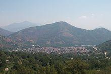 Monte Iulio visto da La Cappella