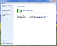 Windows Update in Windows 7