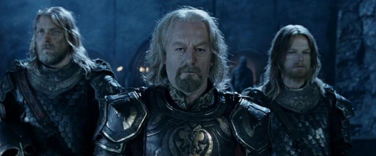 Th oden wikipedia for Il signore degli anelli il ritorno del re streaming