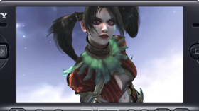 Tira in Soul Calibur Broken Destiny