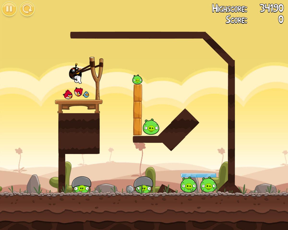 Angry birds serie wikipedia - Angry birds gioco da tavolo istruzioni ...