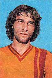 Sabatini alla Roma nella stagione 1976-1977