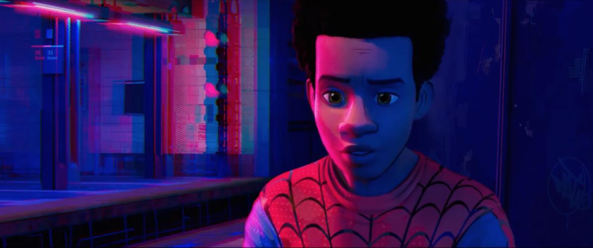 Spider Man Un Nuovo Universo Wikipedia