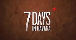 Melvis santa estevez - 7 days in havana
