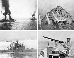 Operazioni navali nel mare adriatico 1914 1918 wikipedia for Andrea doria nave da guerra