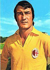 Albertosi al Milan nell'annata 1974-1975