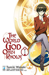 The World God Only Knows Volume 1 Ita.jpg