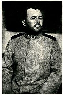 Nazario Sauro nelle carceri marina di Pola qualche ora prima di salire il patibolo, 9 agosto 1916