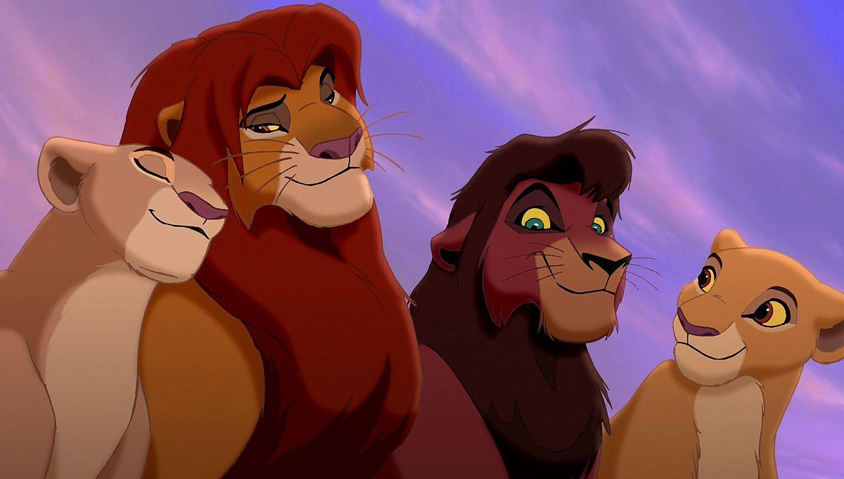 Re Leone Zazu: Il Regno Di Simba