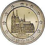 2 € commemorativo Germania 2011.jpg