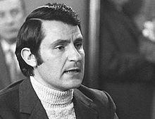 Il commissario Luigi Calabresi.